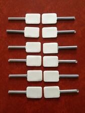 SELF-ADHESIVE WIRE TIE CABLE MOUNT CLAMP CLIPS 12 Pieces Very Handy TidyUrCables