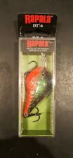 Rapala DT-6 Red Crawdad