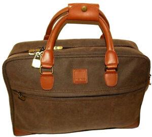 TRIPP LUGGAGE WEEKENDER BAG/HAND LUGGAGE/HOLIDAY OR BUSINESS/PAD LOCK & KEY/