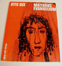 Otto Dix - Das Evangelium nach Matthäus