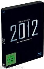2012 (John Cusack, Thandie Newton) Blu-ray Disc, Steelbook NEU+OVP