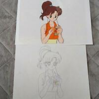 Sailor Moon Animation Cel Picture Japanese Anime Cartoon JAPAN S026
