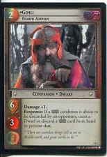 Lord Of The Rings Foil CCG Card RotK 7.R7 Gimli, Feared Axeman