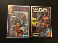 Vampi preview and 1/2 Lot Set Run 30-115