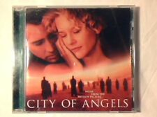 COLONNA SONORA City of angels cd U2 JIMI HENDRIX GENESIS ERIC CLAPTON PAULA COLE