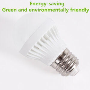 3W 5W 7W E27 LED Bulbs Lamp DC 12V Home Camping Hunting Emergency Outdoor Light