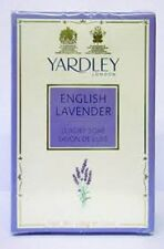 Yardley soap London English Lavender Luxury Soap Relieves Stress-6 soaps