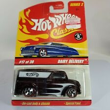 Hot Wheels Dairy Delivery Spectraflame Purple 2006 Classics Series 2 Split Seal