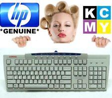 GENUINE HP/Compaq Full Size PS/2 Keyboard/KB BEIGE/WHITE 122659-B36 *INC.POSTAGE