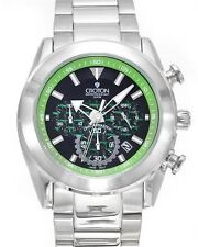 CROTON CC311311SSGR Chronograph Date Watch