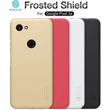For Google Pixel 4 3A 3 XL NILLKIN Original Frosted Shield Hard Matte Case Cove