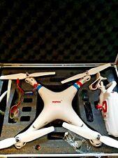 Syma X8W 4CH Gyro RC Quadcopter Explorers Drone WiFi FPV Camera USA WITH CASE