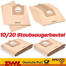 10/20 Staubsaugerbeutel Filtertüten 6.959-130.0 Für Kärcher SE 4001 MV 3 WD P