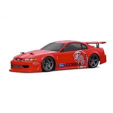 FORD MUSTANG COBRA R BODY (WB 140mm) - clear - Micro 7608 HPI