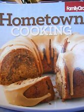 Hometown Cooking Vol. 5 by Family Circle new hardcover spiral bound CookBook