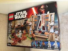 LEGO Star Wars Force Awakens Battle on Takodana 75139