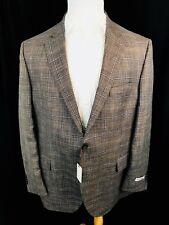 Peter Millar Flynn Sport Coat Loro Piana Wool Blend Fabric 46R $795