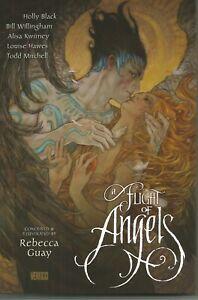 A Flight of Angels by Holly Black, Bill Willingham (Hardback, 2011)