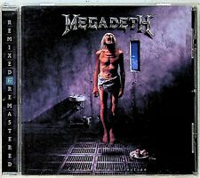 MEGADETH- Countdown to Extinction + BONUS TRACKS Demos/Unreleased CD Remaster