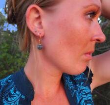 Agate Drop/Dangle Stone Fashion Earrings