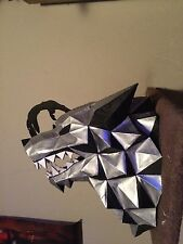 stark wolf head pepakura game of thrones prop