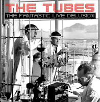 The Tubes : The Fantastic Live Delusion CD 2 discs (2015) ***NEW*** Great Value