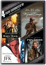 4 Film Favorites: Kevin Costner Drama [New Dvd] Boxed Set