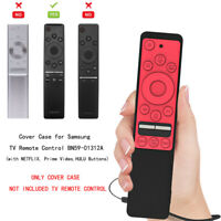 Housse Coque pour Samsung TV Remote BN59-01312A NETFLIX Prime Video HULU Button