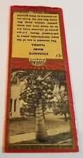 Rare Matchbook Cover - COCONUTS MIAMI FLORIDA
