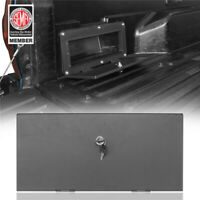 Truck Bed Security Lockable Steel Lid Extra Storage for Toyota Tacoma 2005-2021