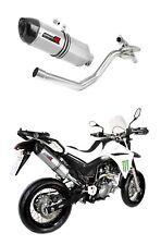 Exhaust muffler DOMINATOR HP1 + COLLECTOR MANIFOLD XT 660 X 04-15 + DB KILLER