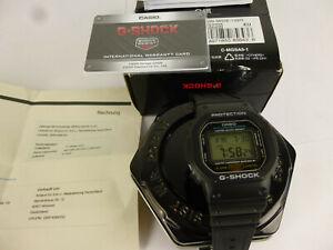 CASIO G-SHOCK DW-5600E-1VER, 20 Bar, 17.01.21 gekauft, nicht benutzt
