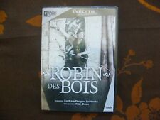 DVD  ROBIN DES BOIS - Allan Dwan / Bach Films  (2006) - Douglas Fairbanks  NEUF