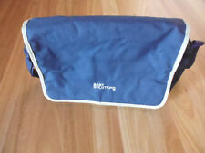 DARK BLUE BABY SOLUTIONS BABY BAG & CHANGE MAT - GREAT FOR OUT & ABOUT - CHEAP