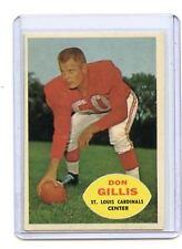1960 TOPPS #108 DON GILLIS - ST. LOUIS CARDINALS, RICE