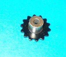 meccano roue de chaine 14 dents, No96a noire