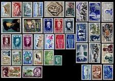 L'ANNÉE 1969 Complète, Neufs ** = Cote 29 €  / Lot Timbres France