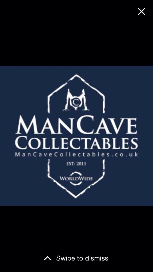 mancave collectables