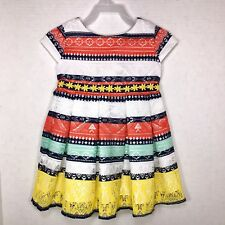 ff539439a Youngland Short Sleeve Party Dresses (Newborn-5T) for Girls