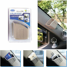 Car Multi Purpose A-Pillar Simple Pocket Accessories Storage Case Vehicle Box BG