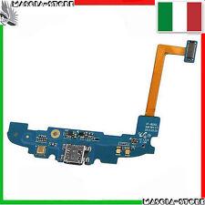Flex Usb Carica RICARICA Samsung GALAXY CORE i8260 i8262 Duos Connettore + Mic