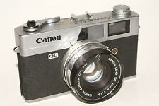 Canon et QL19 35mm Rangefinder Film Camera