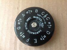 Vintage Chromatic Pitch Inst. Master-Key