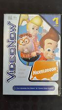 Videonow JIMMY NEUTRON 2 histoires Nickelodeon pour lecteur de disque Videonow