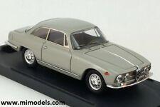 1960 - 62 ALFA ROMEO 2000 SPRINT COUPE Grey 1:43 diecast MINT in BOX Last One