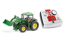 Siku 6777 John Deere 7R Tractor with Front Loader Remote Control 2.4Ghz 1:32