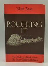 Mark Twain- Roughing It (1972) Soft Cover