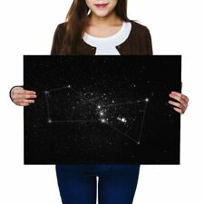 A2 - Orion Star Constellation Solar System Poster 59.4X42cm280gsm(bw) #41429