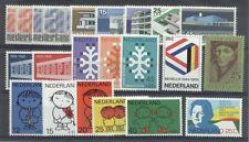 jaargang 1969 luxe postfris (zonder kindblok)