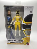 Hasbro - Power Rangers Lightning Collection: In Space Yellow Ranger!